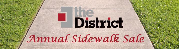 Promo SidewalkSale