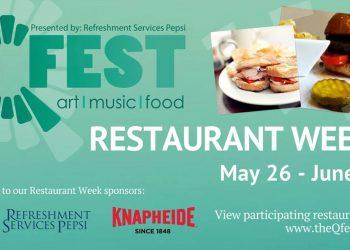 Q-FEST Restaurant Week